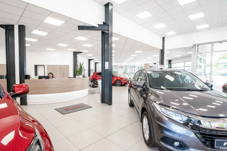 Autohaus Hyundai Hof - Fotograf Hof