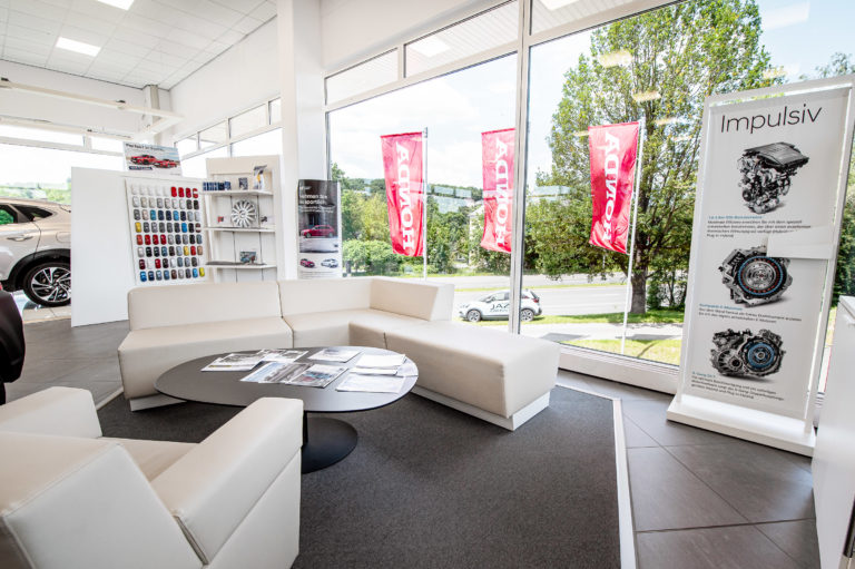 autohaus Schmack, Fotograf Plauen, Architektur, Immobilien, Fotograf Vogtland